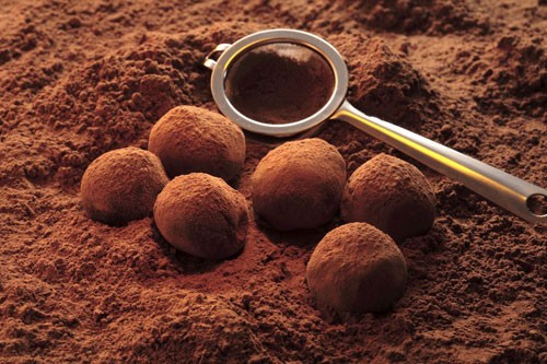 ТРЮФЕЛЯ: шоколадные домашние