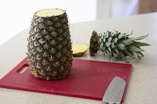 ЦВЕТЫ: из ананаса
