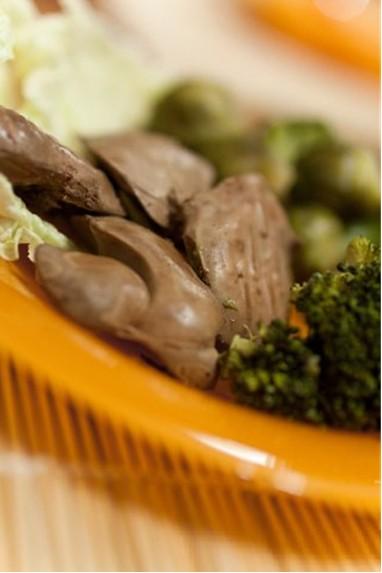 ПЕЧЁНКА: куриная с овощами