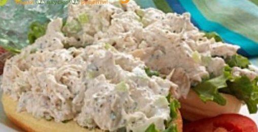 Куриный салат: с авокадо и грибами