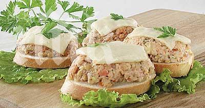 Бутерброды: по итальянски