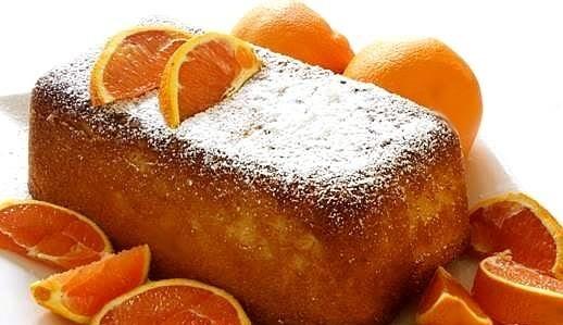 ПИРОГ: с апельсином