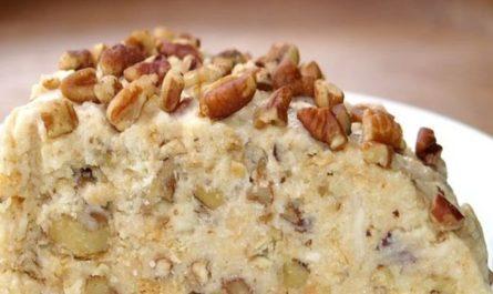 ПИРОГ: быстрый диетический десерт