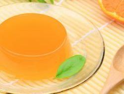 ДЕСЕРТ: апельсиновый