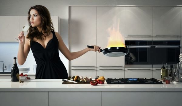 АЛКОГОЛЬ: его применение в кулинарии
