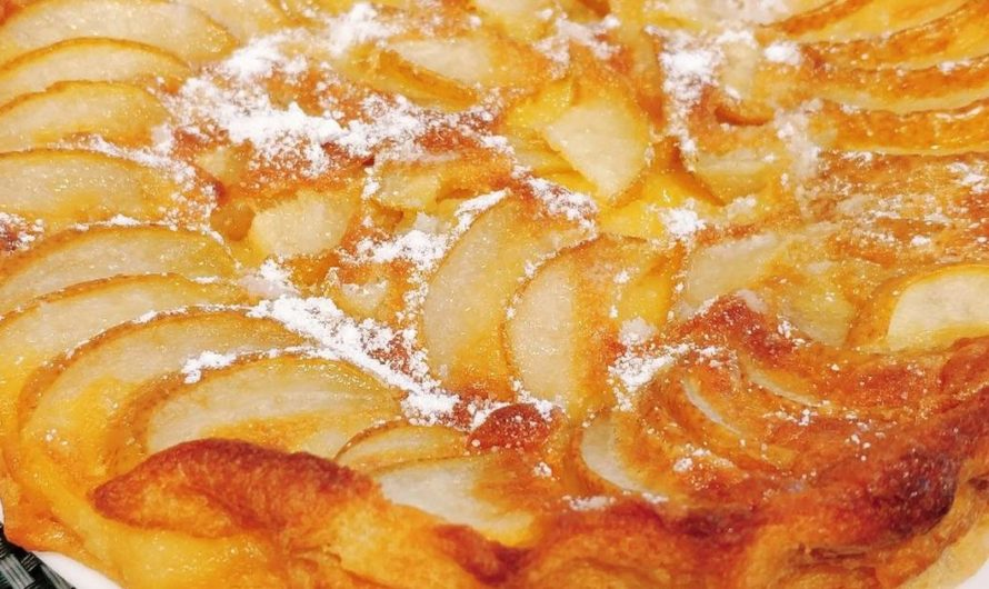 Французский пирог:Клафути