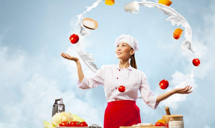 ЦВЕТ ВОЛОС: позволяет определить любимое блюдо